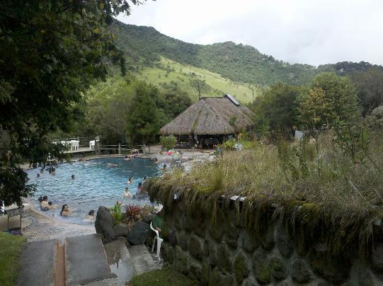 Papallacta, Ecuador: Other middle pool