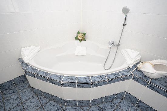 Hotel Stadt Bremen: Komfortbadezimmer