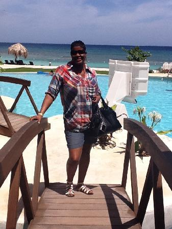 Secrets Wild Orchid Montego Bay: At the pool side