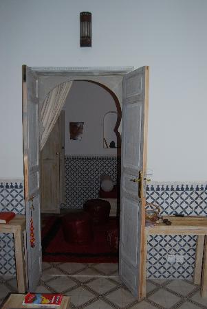 Riad dar Zaynab : salon