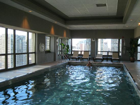 Homewood Suites by Hilton Chicago-Downtown : Pool