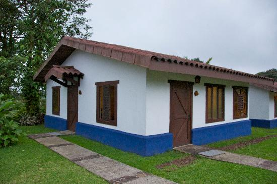Villa Blanca Cloud Forest Hotel and Nature Reserve: Our casita
