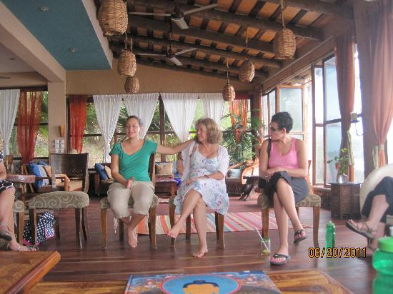 Mar de Jade Retreats Wellness Vacation: The owner and her daughter explain the hotel's philosophy and history.