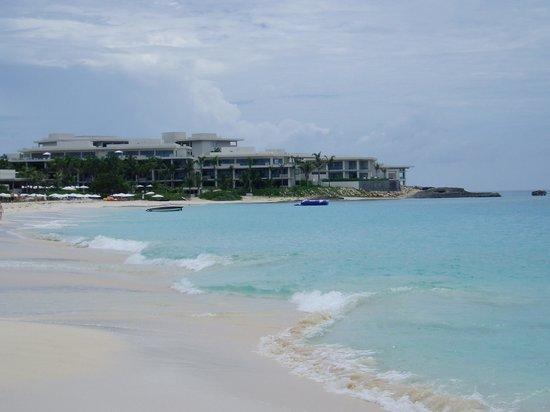 Four Seasons Resort and Residences Anguilla: View from Meads Bay