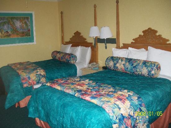 Sun Viking Lodge : Bedroom