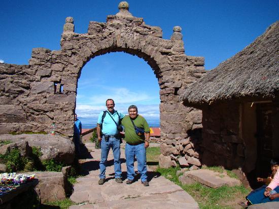 Hostal Helena Inn: Lago Titicaca - Isla Taquile