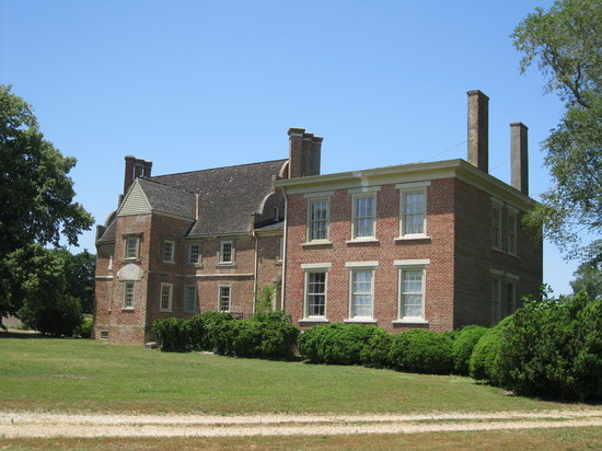 Surry, VA: Bacon's Castle