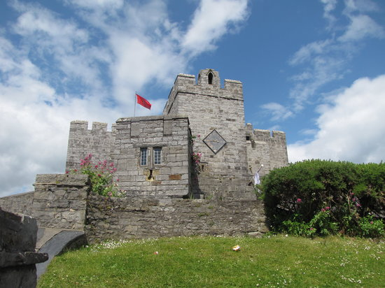 Castletown, UK: Castle Rushen