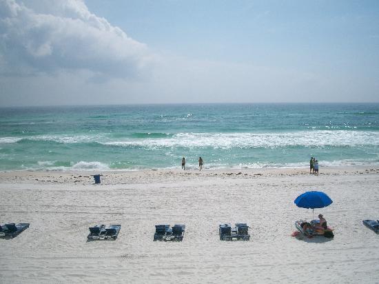 A View Of Carillon Beach