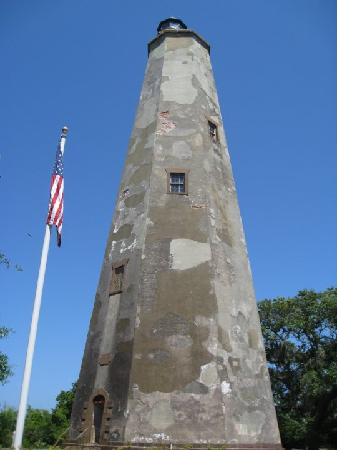 Lighthouse - Picture of Bald Head Island Lighthouse, Bald Head ...