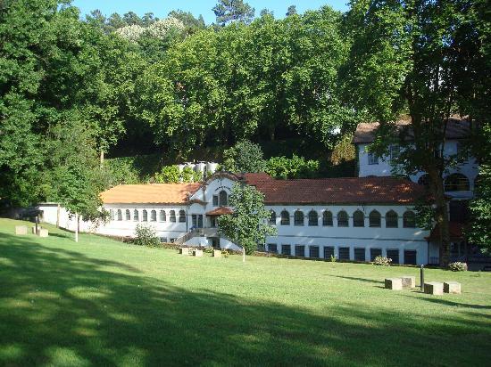 Hotel Caldelas: Termas de Caldelas