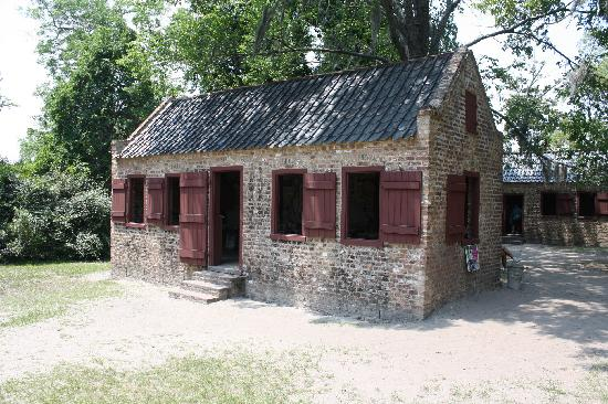 Mount Pleasant, Güney Carolina: slavenhuisje