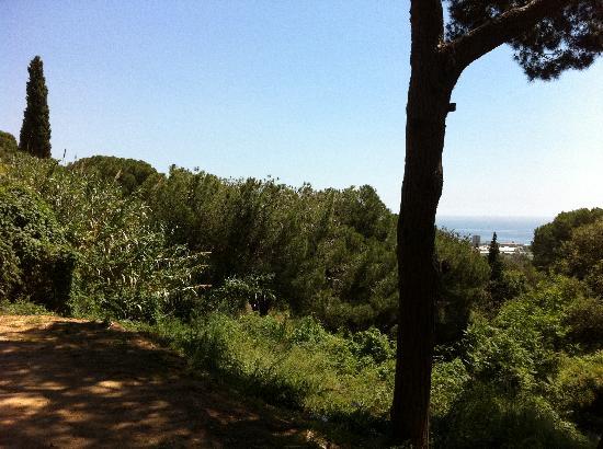 Restaurant Santa Marta: vistas desde el exterior