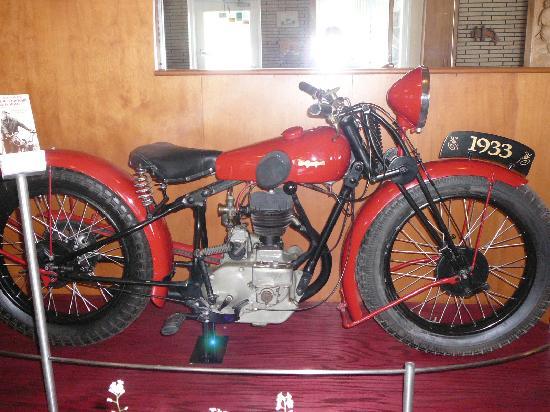 Le Faubourg : mçeme une moto!!!!francaise