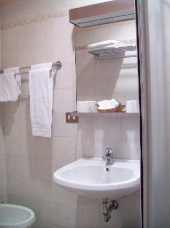 Hotel Urbis: spotless linen
