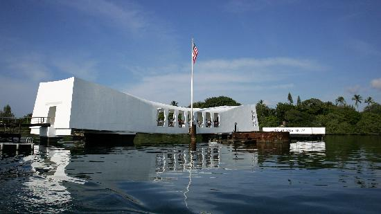 USS Arizona Memorial Photo