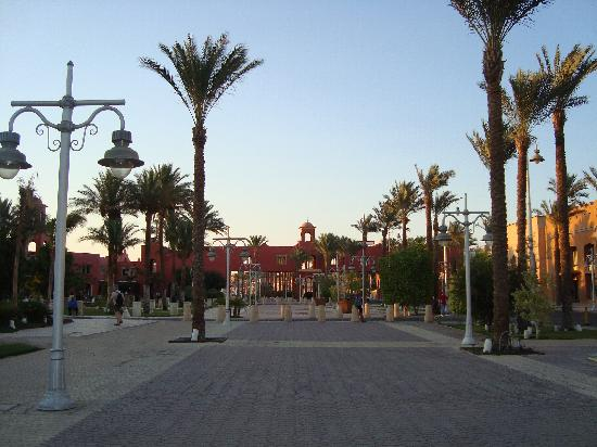 Hurghada Marriott Beach Resort: Nya Hurghada