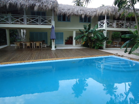 Hotel Piratas del Caribe: Piscina