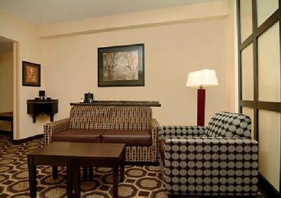 Comfort Suites Lexington: King Suite