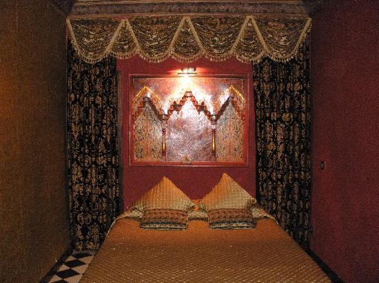 Riad Aguaviva: Habitación Sultan