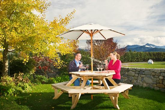 Forrest Wines Cellar Door: 15 wines available to taste from the best vineyard sites in Marlborough, Hawkes Bay and Otago