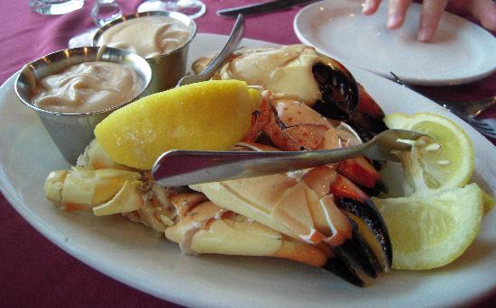 Billy's Stone Crab: Medium Stone Crab Claws