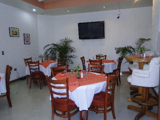 Anna Inn Hotel: restaurang