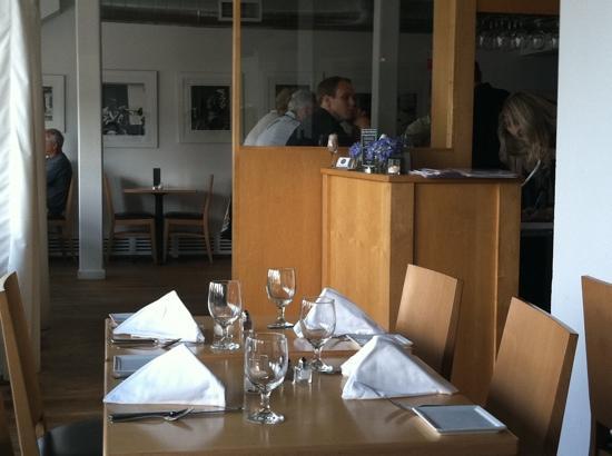 Bravo Bravo Restaurant: Interior