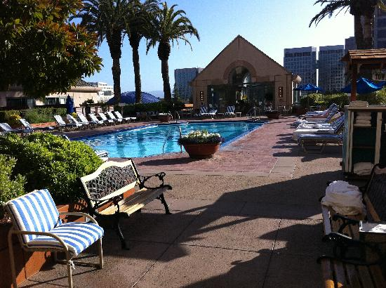Fairmont San Jose : Great Pool at the Hotel