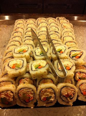 sushi picture of mgm grand buffet las vegas tripadvisor rh tripadvisor co za
