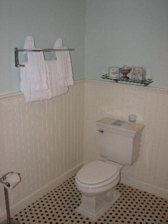 Anchor Inn: Toilet.