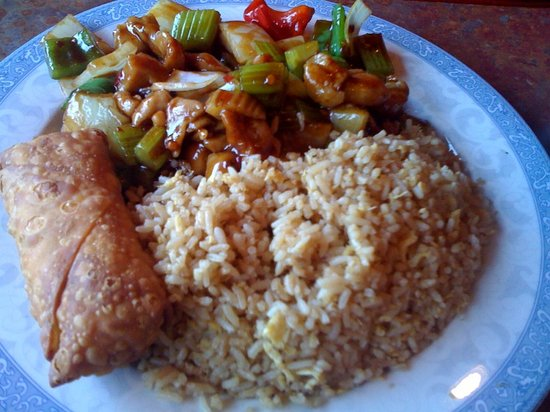 Dragon Bistro : Lunch special