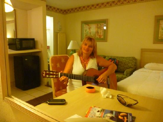 Knights Inn Sarasota: In the room