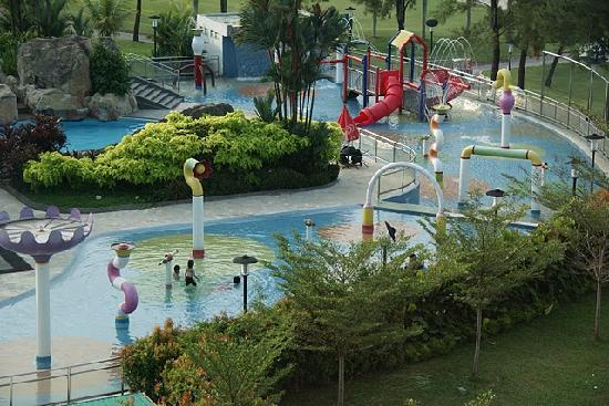 Nilai, Malasia: Water Play Park