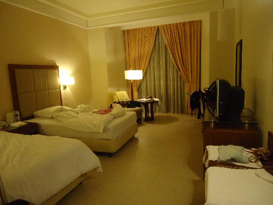 Nilai Springs Resort Hotel: Superior Room