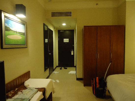 Nilai Springs Resort Hotel: Room