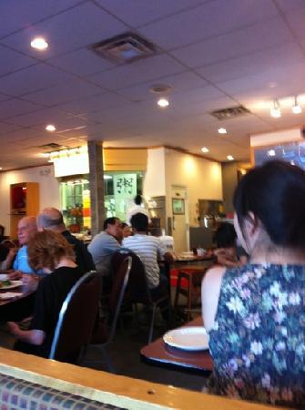 Sun Fortune Restaurant: inside
