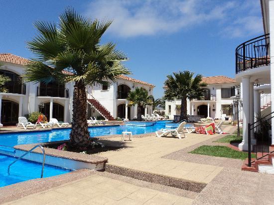 Hotel Serena Dream La All Rooms Look Onto The Pool
