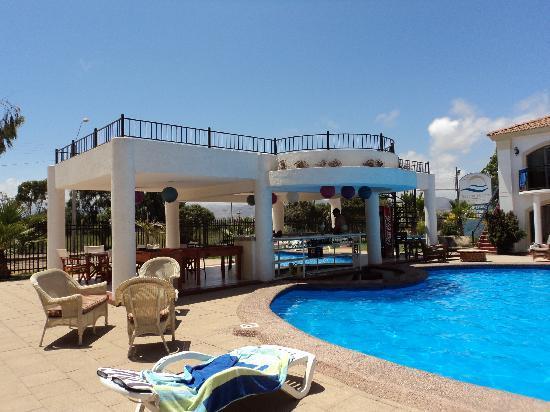 Hotel Serena Dream La The Barbeque Area