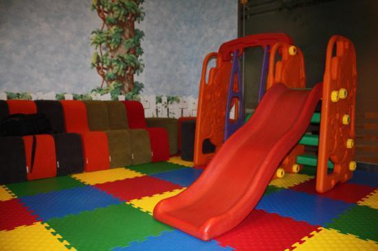 Yeouido Park Centre, Seoul - Marriott Executive Apartments: kids playroom