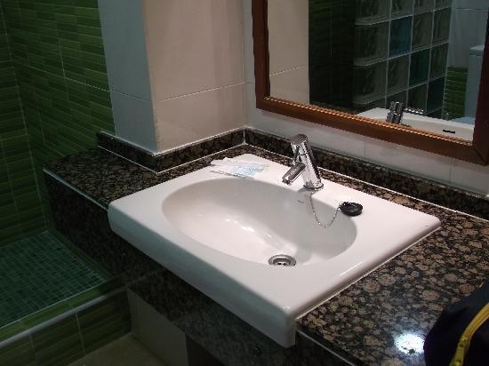 Hotel Flamero: Baño 552