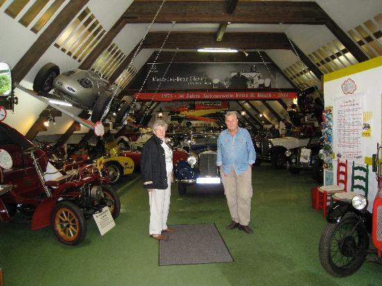 Automuseum Busch: inside ground fl