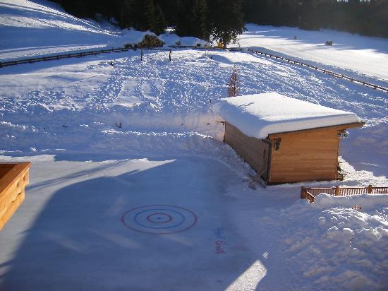 Berghotel Moseralm: ho scoperto il gioco del curling