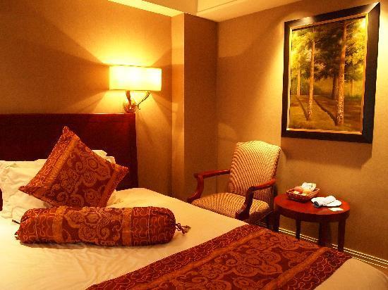 Hengshan Moller Villa Hotel: 客房