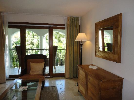 Le Saint Alexis Hotel & Spa: junior suite