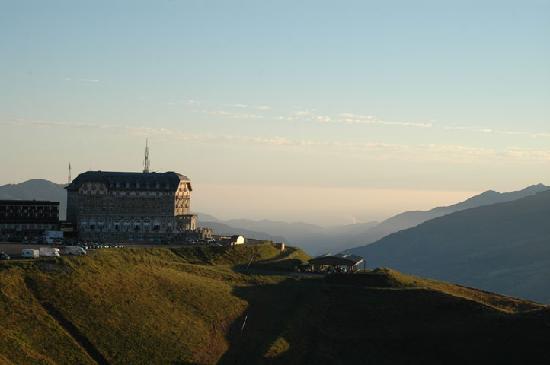 Les Villages Clubs du Soleil Superbagneres: Vue panoramique