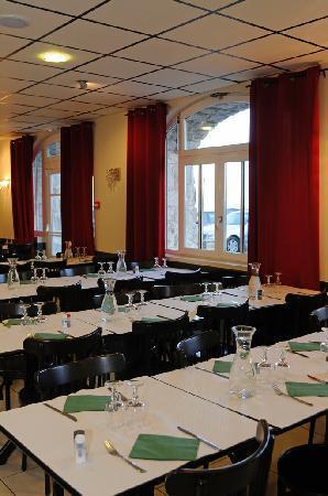 Les Villages Clubs du Soleil Superbagneres: Le restaurant