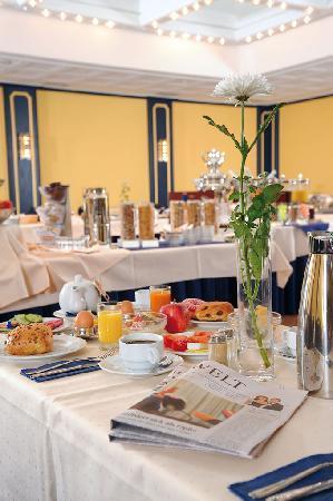 Best Western Parkhotel Ropeter: Gut gestärkt in den Tag starten!