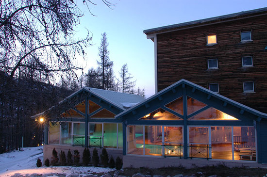Les Villages Clubs du Soleil Vars : Le Village Club