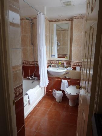 Bay Eden Arms Hotel: Bathroom